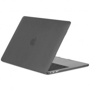 Чехол-накладка Moshi Ultra Slim Case iGlaze Stealth Black for MacBook Pro 13'' with/without Touch Bar (99MO071005)