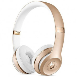 Наушники Beats Solo3 Wireless On-Ear Headphones Gold (MNER2)