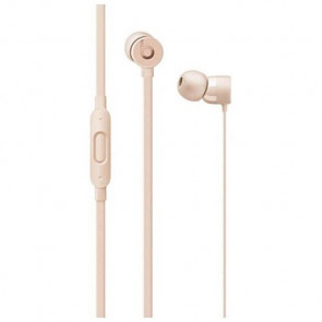 Наушники Beats urBeats3 Earphones with Lightning Connector Matte Gold (MR2H2)