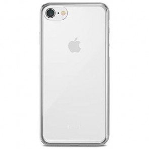 Чехол-накладка Moshi SuperSkin Exceptionally Thin Protective Case Crystal Clear for iPhone 8/7 (99MO111901)