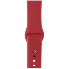 Ремешок Apple Watch 42mm (PRODUCT)RED Sport Band (MQXE2)