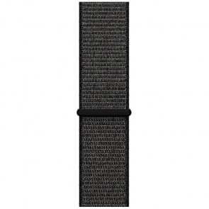 Ремешок Apple Watch 42mm Black Sport Loop (MQW72)