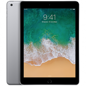 iPad Wi-Fi 32GB Space Grey (MP2F2)