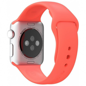 Ремешок COTEetCI W3 Sport Band for Apple Watch 42mm Red