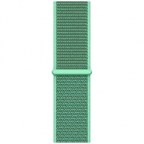Ремешок Apple Watch 44mm Spearmint Sport Loop (MV8H2)