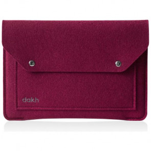 Чехол-папка DAKH for MacBook Pro 13'' Marsala (WLB-LC-Pro13l-209)