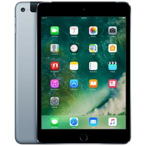 iPad mini 4 Wi-Fi + Cellular 128GB Space Gray (MK8D2, MK762)