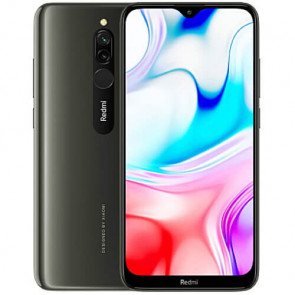 Xiaomi Redmi 8 3/32GB (Onyx Black) Global Version