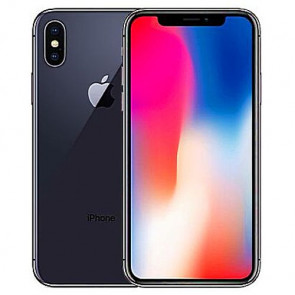 iPhone X 256GB Space Gray CPO (MQAF2)