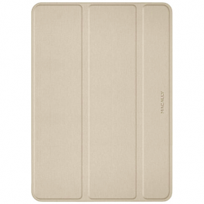 Чехол-книжка Macally Protective Case and stand for iPad Pro 2 105 Gold (BSTANDPRO2S-GО)
