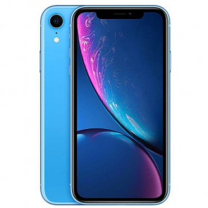 iPhone Xr 128GB Blue Dual Sim (MT1G2)