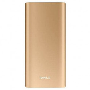Внешний аккумулятор iWALK Chic 10000mAh Universal Backup Battery Gold