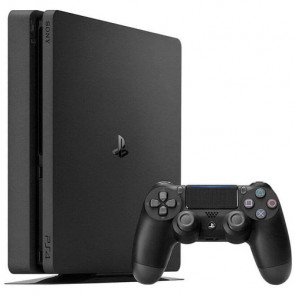 Игровая приставка Sony PlayStation 4 Slim (PS4 Slim) 500GB Black