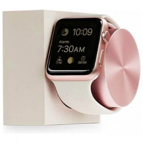 Док-станция Native Union Dock for Apple Watch Stone/Rose Gold (DOCK-AW-SL-STO)