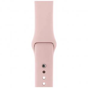 Ремешок Apple Watch 42mm Pink Sand Sport Band (MNJ92)