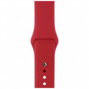 Ремешок Apple Watch 38mm (PRODUCT)RED Sport Band (MQXD2)
