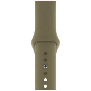 Ремешок Apple Watch 40mm Khaki Sport Band S/M & M/L (MWUL2)
