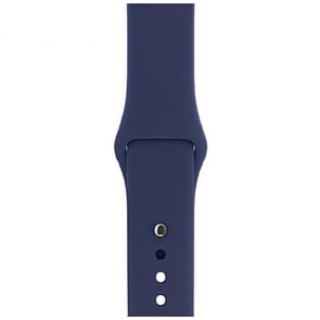 Ремешок Apple Watch 38mm Midnight Blue Sport Band (MLKX2)