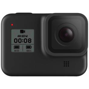 Экшн-камера GoPro HERO8 Black (CHDHX-801-RW)