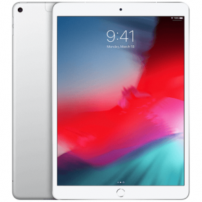 iPad Air Wi-Fi + Cellular 256GB Silver 2019 (MV1F2, MV0P2)
