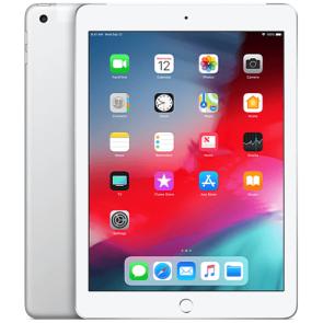 iPad Wi-Fi + Cellular 128GB Silver 2018 (MR732)