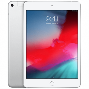 iPad Mini Wi-Fi + Cellular 256GB Silver 2019 (MUXN2, MUXD2)