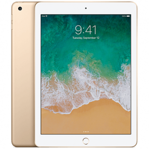 iPad Wi-Fi 128GB Gold (MPGW2)