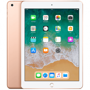 iPad Wi-FI 128GB Gold 2018 (MRJP2)