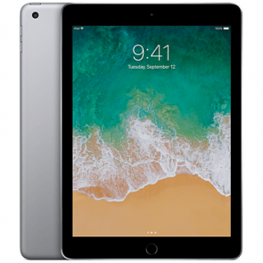 iPad Wi-Fi 128GB Space Grey (MP2H2)
