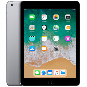 iPad Wi-FI 128GB Space Gray 2018 (MR7J2)