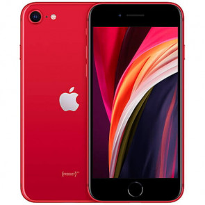 iPhone SE 2 128GB (PRODUCT) Red 2020 года