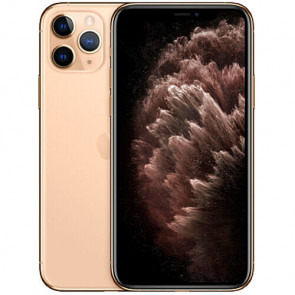 iPhone 11 Pro 64Gb Gold Dual Sim (MWDC2)