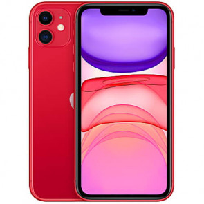 iPhone 11 64Gb (PRODUCT)RED Dual Sim (MWN22)