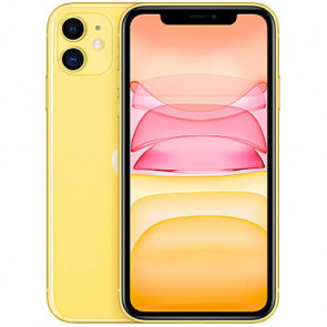 iPhone 11 64Gb Yellow Dual Sim (MWN32)