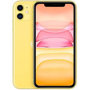 iPhone 11 128GB Yellow Dual Sim (MWNC2)
