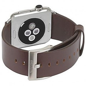 Ремешок Incase Leather Band for Apple Watch 38mm Brown (INAW10010-BRW)