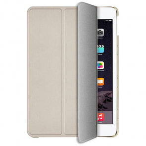 Чехол-книжка Macally Protective Case and stand for iPad 9.7'' Gold (BSTAND5-GO)