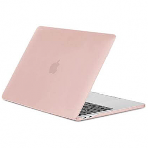 Чехол-накладка Moshi Ultra Slim Case iGlaze Blush Pink for MacBook Pro 13'' with/without Touch Bar (99MO071302)