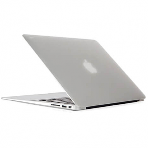 Чехол-накладка Moshi Ultra Slim Case iGlaze Stealth Clear for MacBook Air 13'' (99MO071902)
