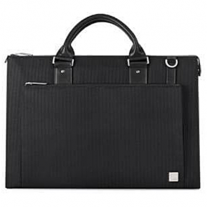 Сумка Moshi Urbana Slim Laptop Briefcase Slate Black (99MO078002)