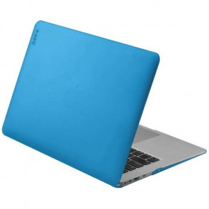 Чехол-накладка LAUT HUEX for MacBook Air 13'' light blue (LAUT_MA13_HX_BL)