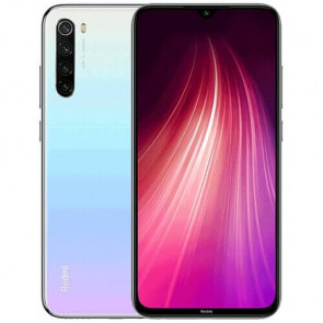 Xiaomi Redmi Note 8 4/128GB (White) Global Version