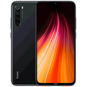 Xiaomi Redmi Note 8 4/128GB (Black) Global Version