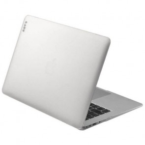 Чехол-накладка LAUT HUEX for MacBook Air 13'' frosty (LAUT_MA13_HX_F)