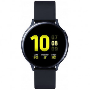 Смарт-часы Samsung Galaxy Watch Active 2 44mm Aluminium Aqua Black ГАРАНТИЯ 12 мес.
