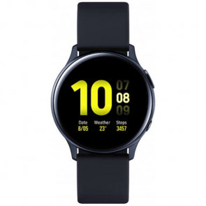 Смарт-часы Samsung Galaxy Watch Active 2 40mm Aluminium Aqua Black