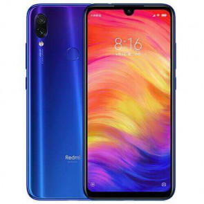 Xiaomi Redmi Note 7 4/128GB (Blue) Global Version