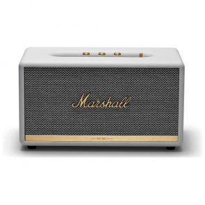 Портативная акустика Marshall Louder Speaker Stanmore II Bluetooth White (1001903)