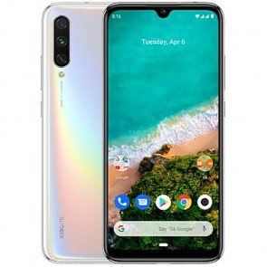 Xiaomi Mi A3 4/64GB White Global Version