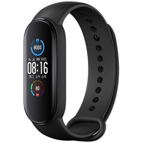 Фитнес-браслет Xiaomi Mi Band 5 Black Global Version ГАРАНТИЯ 12мес.